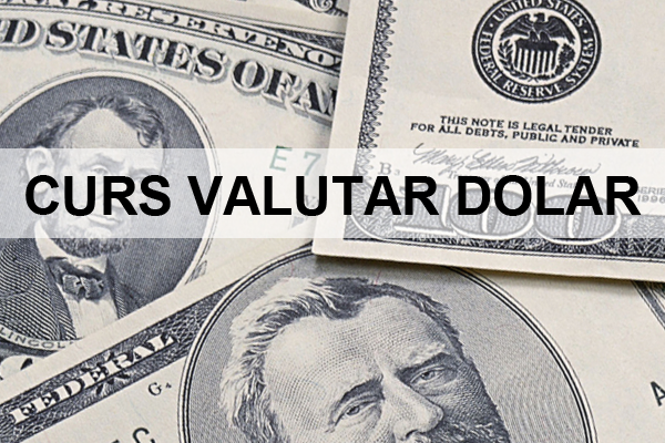 Curs BNR Dolar, Curs valutar BNR dolar - Valutare.ro