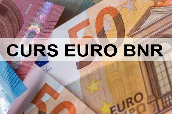 Curs BNR Euro - Valutare.ro