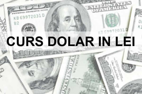 Curs dolar, curs valutar dolar BNR - Valutare.ro