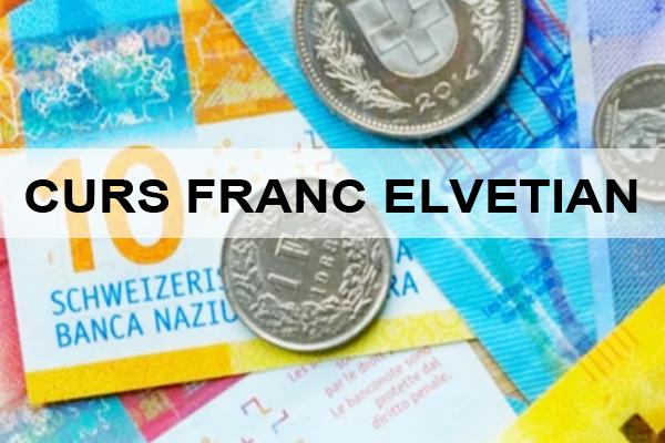 Curs Franc Elvetian BNR, Curs Valutar CHF - Valutare.ro