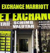 Casa de schimb valutar Exchange Marriott 13 Septembrie vizavi de Hotel Marriott